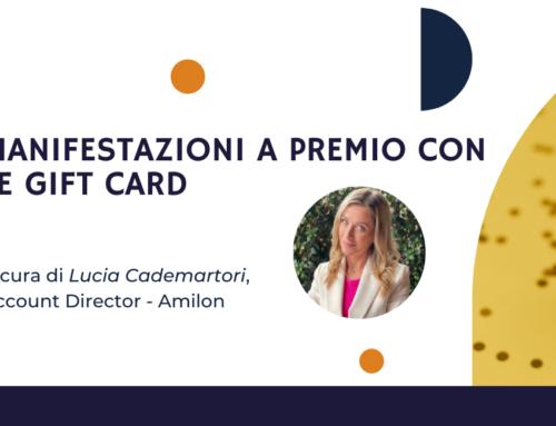 Manifestazioni a Premio con le Gift Card